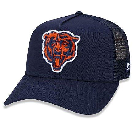 2510e3d9bd81e Boné Chicago Bears 940 A-Frame Trucker Logo - New Era - FIRST DOWN ...