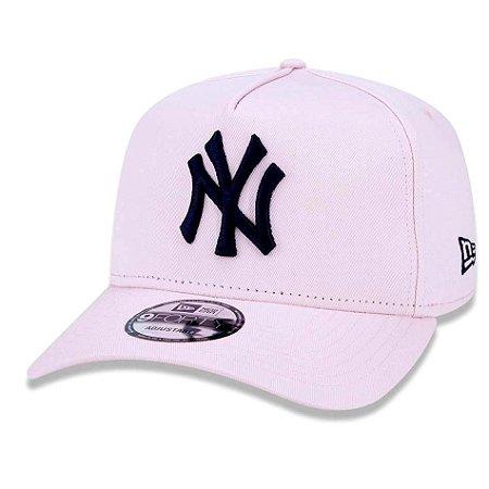 Boné New York Yankees 940 Veranito Logo Rosa - New Era