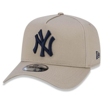 Boné New York Yankees 940 Veranito Logo Bege - New Era