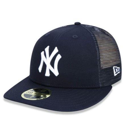 Boné New York Yankees 5950 Team Mesh Fechado - New Era