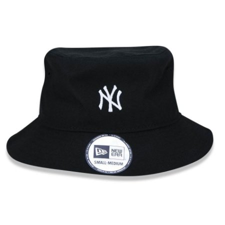 Chapéu Bucket New York Yankees MLB NY P/M - New Era