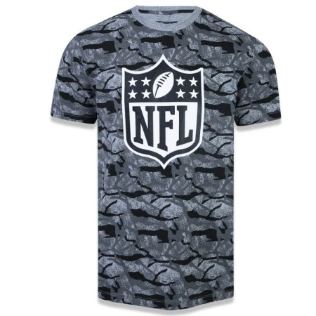 Camiseta NFL Camo Revisited - New Era