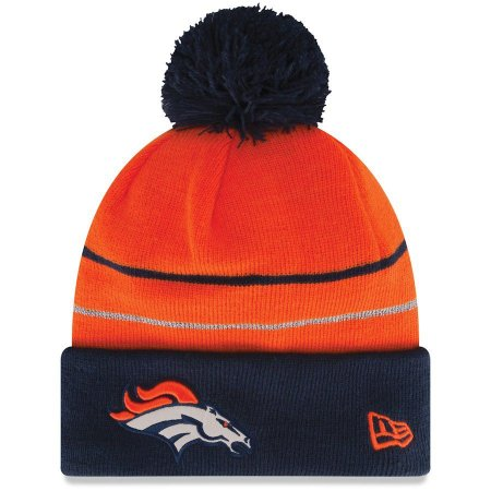 Gorro Touca Denver Broncos Two Stripe - New Era