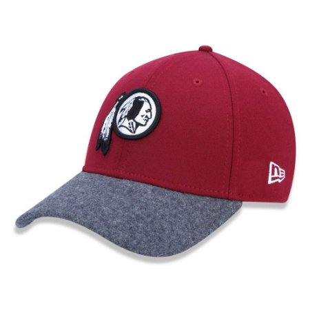 Boné Washington Redskins 3930 Camo Revisited Logo - New Era
