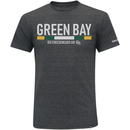 Camiseta First Down Green Bay Futebol Americano