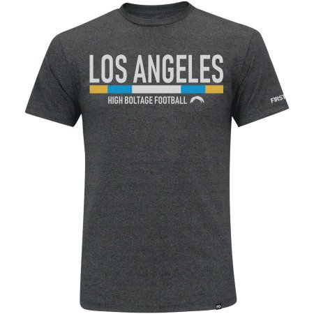 Camiseta First Down Los Angeles Futebol Americano