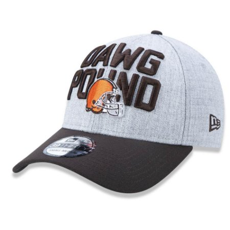 Boné Cleveland Browns 3930 Draft 2018 Stage - New Era