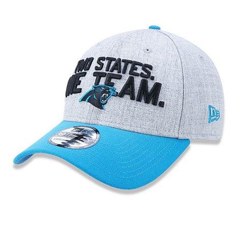 Boné Carolina Panthers 3930 Draft 2018 Stage - New Era