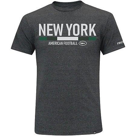 Camiseta First Down New York Futebol Americano
