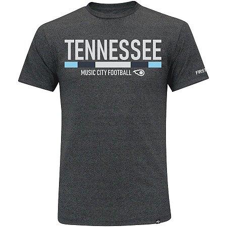 Camiseta First Down Tennessee Futebol Americano