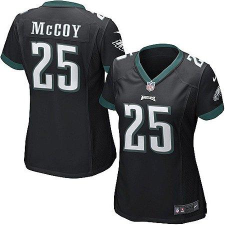 Camisa Jersey Nike Philadelphia Eagles LeSean McCoy Feminina