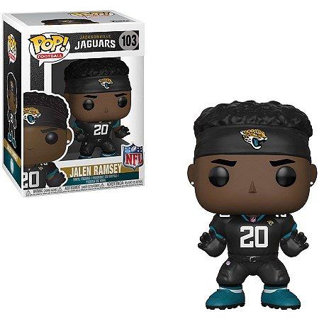Funko Pop Jalen Ramsey 20 Jacksonville Jaguars