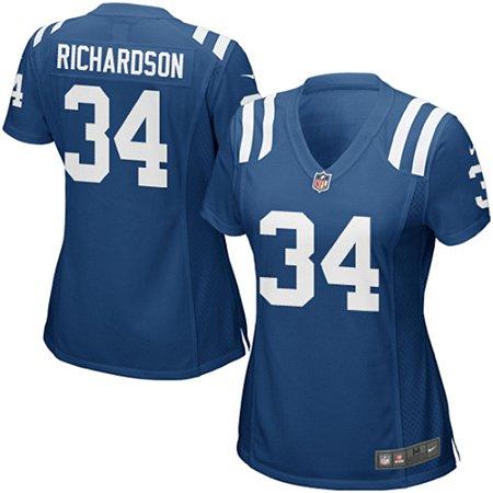 Camisa Jersey Nike Indianapolis Colts Game Richardson Feminina