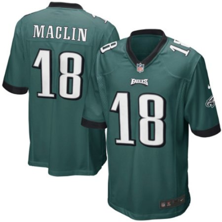 Camisa Jersey Nike Philadelphia Eagles YOUTH Game Jeremy Maclin