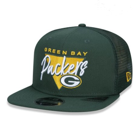 Boné Green Bay Packers 950 Fresh Front Trucker - New Era