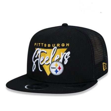 Boné Pittsburgh Steelers 950 Fresh Front Trucker - New Era