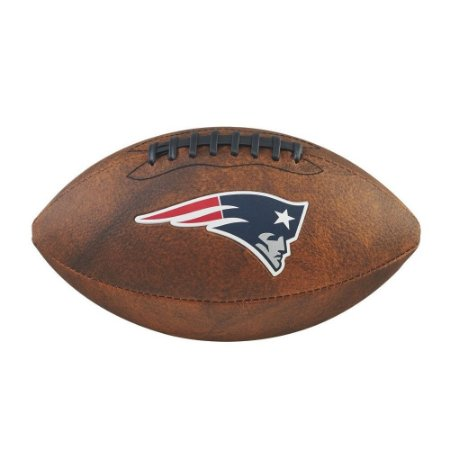 Bola Futebol Americano New England Patriots Throwback - Wilson