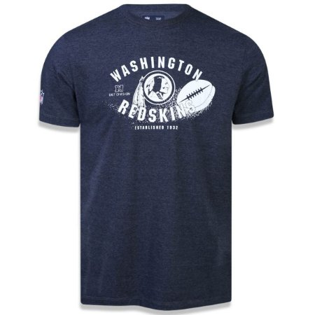 31d6cd89647a6 Camiseta Washington Redskins Versatile Arte Ball - New Era - FIRST ...