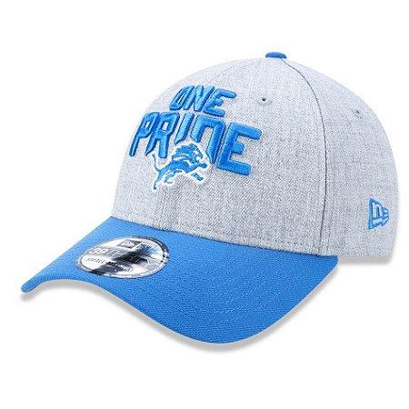 Boné Detroit Lions 3930 Draft 2018 Stage - New Era