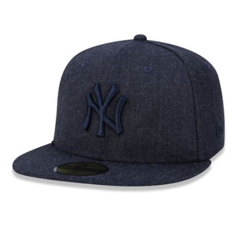 Boné New York Yankees 5950 Core Coop Marinho - New Era