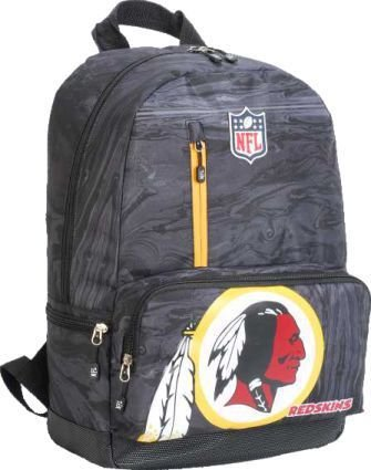 Mochila Washington Redskins Militar NFL