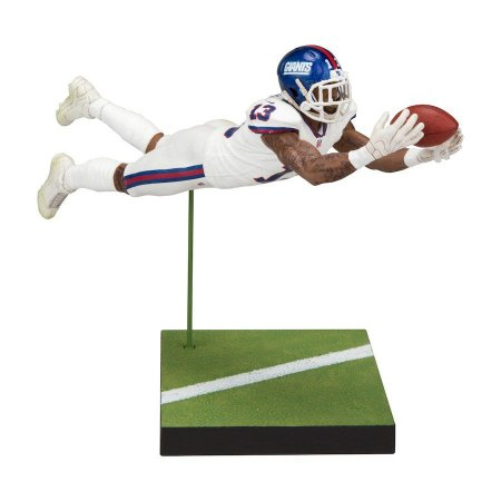 Boneco Player Figurine Odell Backham Jr 13 New York Giants