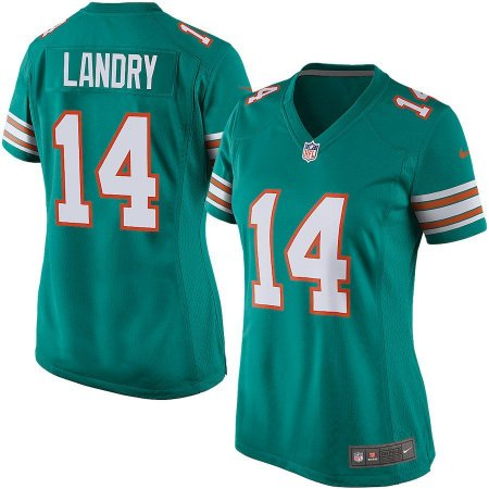 b0a556c1acef7 Camisa Jersey Nike Miami Dolphins Jarvis Landry Feminina - FIRST ...