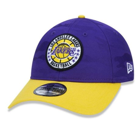 a9fd71e13 Boné Los Angeles Lakers 920 Tipoff Series Color - New Era - FIRST ...