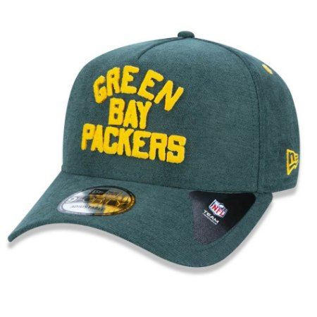 Boné Green Bay Packers 940 Vintage Colleg - New Era