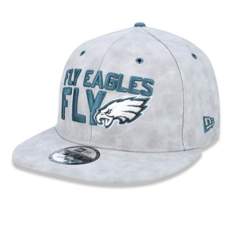 Boné Philadelphia Eagles 950 DRAFT 2018 Stage - New Era