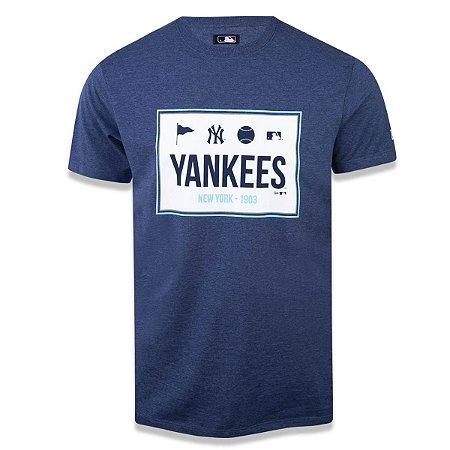 Camiseta New York Yankees Runnings Board - New Era