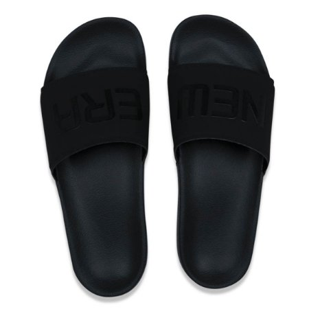 Chinelo Slide Tipia Preto - New Era