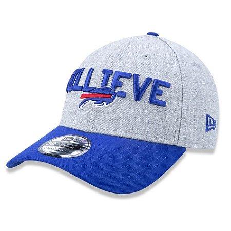 Boné Buffalo Bills 3930 Draft 2018 Stage - New Era