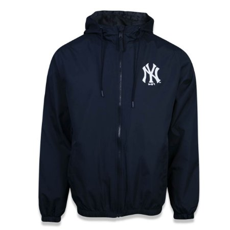 Jaqueta Windbreak New York Yankees Versatile Address New Era