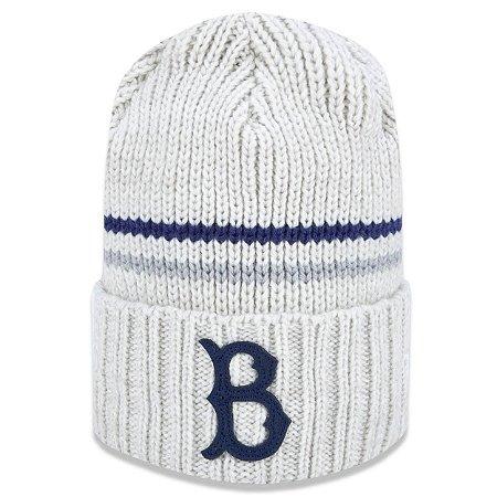 Gorro Touca Boston Red Sox Stripe Knit - New Era