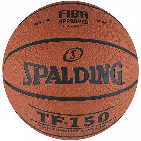 Bola de Basquete Spalding TF-150 All Surface