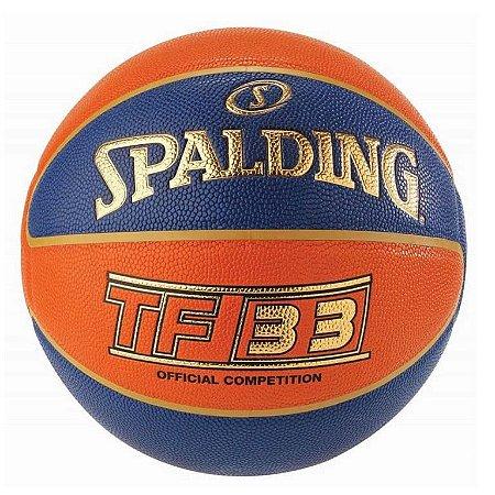 Bola de Basquete Spalding TF-33 10-Panel 3x3