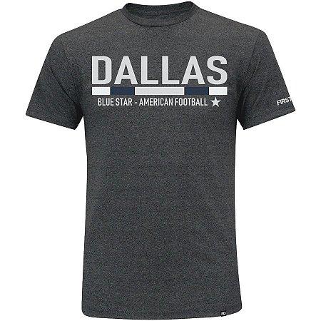 Camiseta First Down Dallas Futebol Americano