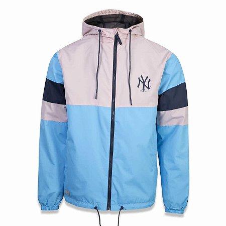 Jaqueta Windbreak New York Yankees Rain Block - New Era