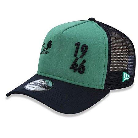 Boné Boston Celtics 940 Block Numbers - New Era