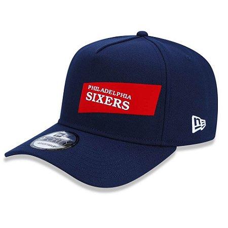 Boné Philadelphia 76ers 940 Block Symbols - New Era