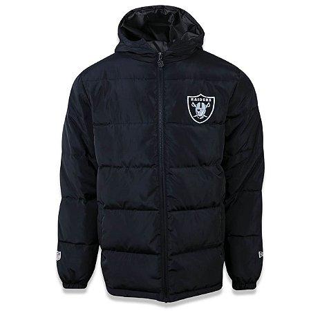 Jaqueta Bomber Oakland Raiders Sports Basic - New Era