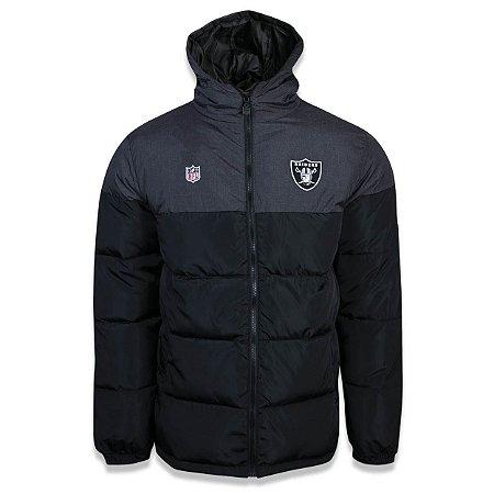Jaqueta Bomber Oakland Raiders Sports Recorte - New Era