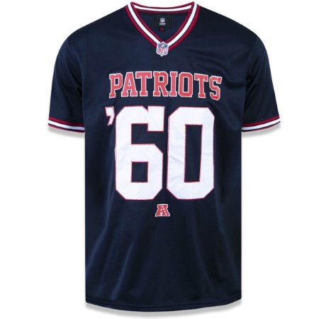 Camiseta Jersey New England Patriots Sports Game - New Era