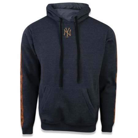 Casaco Moletom New York Yankees Soccer Stripe - New Era