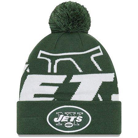 Gorro Touca New York Jets Logo Whiz - New Era