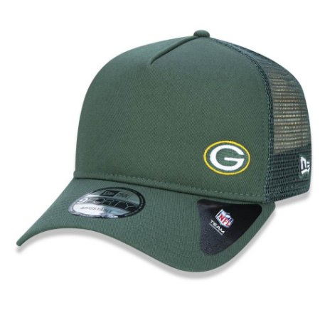 Boné Green Bay Packers 940 Versatile Mini Logo - New Era