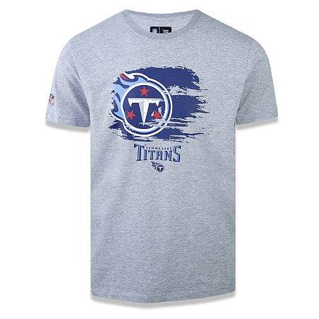 Camiseta Tennessee Titans Versatile Carimbo - New Era