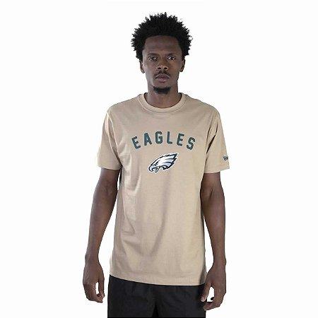 Camiseta Philadelphia Eagles Retro Ground - New Era
