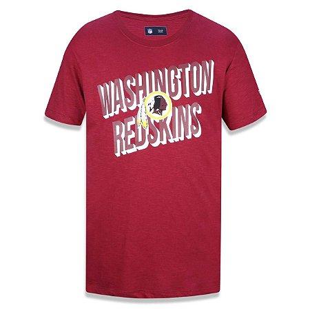 Camiseta Washington Redskins Core Texture - New Era